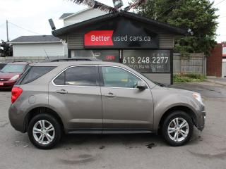 Used 2010 Chevrolet Equinox LT Sport Utility for sale in Ottawa, ON