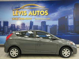 Used 2012 Hyundai Accent Gl A/c Cruise for sale in Lévis, QC