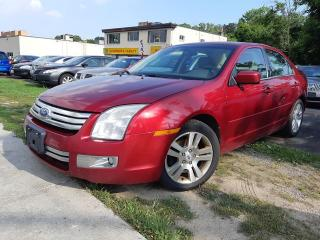 Used 2007 Ford Fusion SEL AWD for sale in Dundas, ON