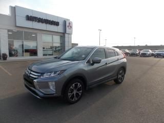 Used 2018 Mitsubishi Eclipse Cross SE for sale in Lethbridge, AB