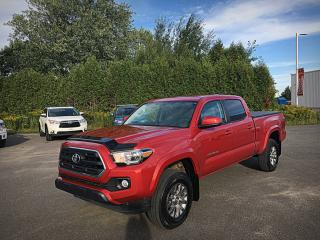 Used 2016 Toyota Tacoma SR5 Double Cab, **114$/sem** for sale in St-Raymond, QC