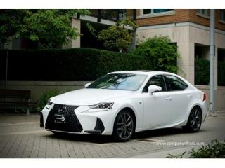Used 2018 Lexus IS 350 F-SPORT for sale in Burnaby, BC