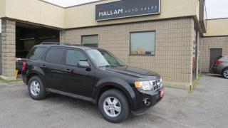 Used 2012 Ford Escape XLT Bluetooth, Hitch installed for sale in Kingston, ON