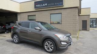 Used 2013 Hyundai Santa Fe Sport 2.0T Premium Panoramic Roof, Black Leather Interior, Back up Camera, Heated Seats for sale in Kingston, ON