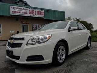 Used 2013 Chevrolet Malibu 1LT DEALER OF THE YEAR 2015 AND 2016 for sale in Bolton, ON