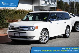 Used 2009 Ford Flex Limited Navigation, Heated Seats, Backup Camera for sale in Coquitlam, BC