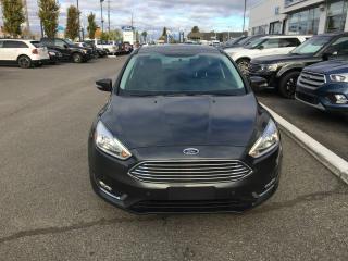 Used 2016 Ford Focus Titanium for sale in Blainville, QC