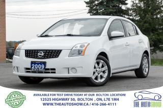 Used 2009 Nissan Sentra SL 1 OWNER NO ACCIDENTS NISSAN SERVICED CERTIFIED for sale in Bolton, ON