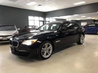 Used 2012 BMW 7 Series M-SPORT*NAV*NIGHT VI for sale in North York, ON
