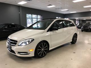 Used 2013 Mercedes-Benz B-Class B250*NAVIGATION*REAR VIEW CAMERA*PANO*NO ACCIDENTS for sale in North York, ON