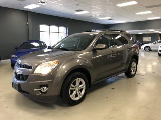 Used 2011 Chevrolet Equinox LT*LEATHER*AWD*HEATED SEATS*NO ACCIDENTS* for sale in North York, ON