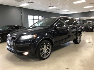 Used 2010 Audi Q7 4.2 QUATTRO*S-LINE*NAVIGATION*REAR VIEW CAMERA*7-P for sale in North York, ON