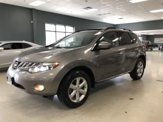 Used 2010 Nissan Murano SL*AWD*REAR VIEW CAMERA*ONE OWNER*NO ACCIDENTS* for sale in North York, ON