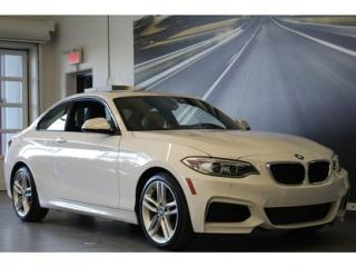 Used 2016 BMW 228i Xdrive Coupé Grp for sale in Montreal, QC