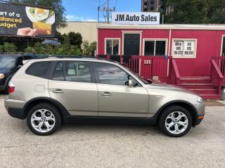 Used 2009 BMW X3 30i for sale in Toronto, ON