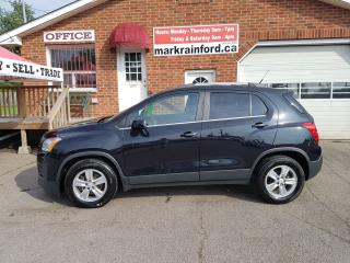 Used 2014 Chevrolet Trax LT FWD Bluetooth Clean for sale in Bowmanville, ON