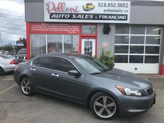 Used 2009 Honda Accord EX-L, LEATHER, SUNROOF for sale in London, ON