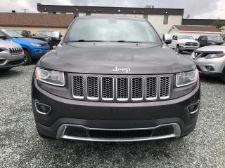Used 2014 Jeep Grand Cherokee Limited for sale in Val-D'or, QC