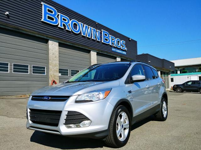 2013 Ford Escape SE, 4WD, LOCAL, LEATHER, NAVIGATION