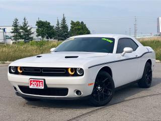 Used 2016 Dodge Challenger SXT PLUS, NAVI, BACKUP CAMERA, FINANCING AVAILABLE for sale in Mississauga, ON