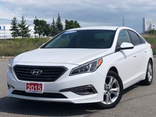 Used 2015 Hyundai Sonata BACK UP CAM, FINANCING AVAILABLE! for sale in Mississauga, ON