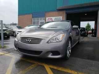 Used 2008 Infiniti G37 S for sale in St-Eustache, QC