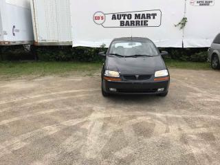 Used 2007 Pontiac Wave for sale in Barrie, ON