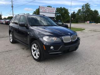 Used 2010 BMW X5 35D for sale in Komoka, ON
