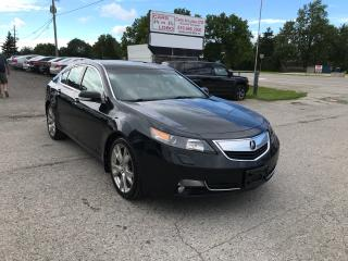 Used 2012 Acura TL w/Elite Pkg for sale in Komoka, ON