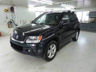 Used 2010 Suzuki Grand Vitara JLX + AWD + TOIT + FOG for sale in Rivière-du-loup, QC