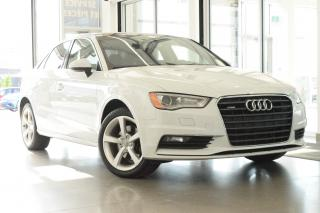 Used 2015 Audi A3 2.0T quattro for sale in Vaudreuil-Dorion, QC