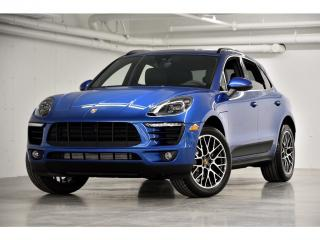 Used 2018 Porsche Macan for sale in St-Hubert, QC