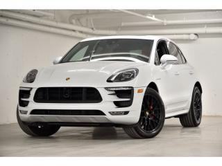 Used 2018 Porsche Macan Gts Démo for sale in St-Hubert, QC