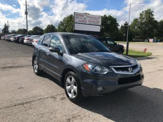 Used 2007 Acura RDX Technology Pkg for sale in Komoka, ON