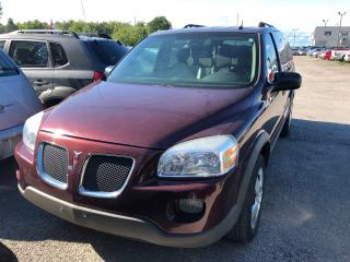 Used 2008 Pontiac Montana w/1SB for sale in Pickering, ON