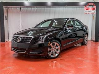 Used 2014 Cadillac ATS Luxury Awd Gar. for sale in Montreal, QC
