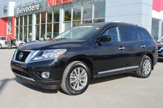 Used 2014 Nissan Pathfinder Awd A/c for sale in St-Jérôme, QC