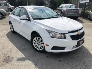 Used 2011 Chevrolet Cruze LT Turbo for sale in Surrey, BC