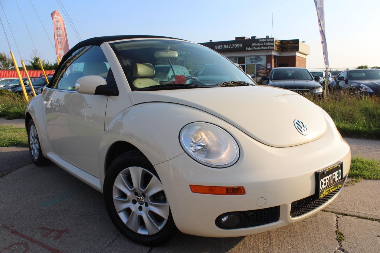 2010 Volkswagen Beetle Cabriolet