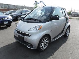 Used 2016 Smart fortwo Electric Drive Cab for sale in Trois-rivières, QC