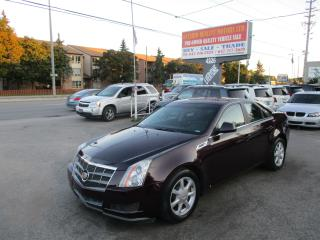 Used 2008 Cadillac CTS w/1SA for sale in Toronto, ON