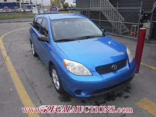 Used 2008 Toyota Matrix 4D Hatchback for sale in Calgary, AB