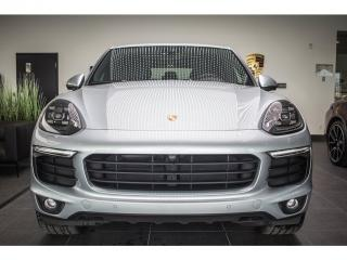 Used 2017 Porsche Cayenne Platinum Edition for sale in Laval, QC