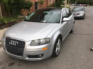 Used 2007 Audi A3 2.0T for sale in Toronto, ON