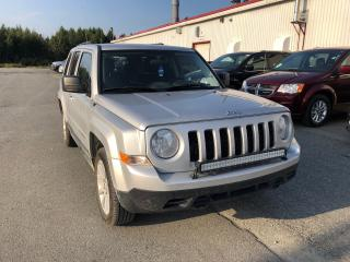 Used 2011 Jeep Patriot for sale in Val-D'or, QC