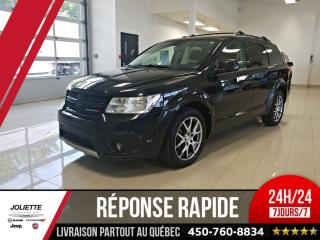 Used 2012 Dodge Journey R/t Awd, Cuir, Nav for sale in Joliette, QC