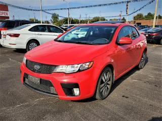 Used 2013 Kia Forte Koup for sale in London, ON