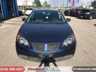 Used 2008 Pontiac G6 for sale in London, ON