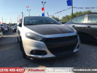 Used 2013 Dodge Dart SXT | CAR LOANS APPROVED | APPLY NOW for sale in London, ON