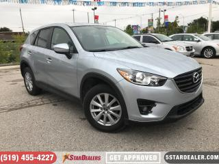 Used 2016 Mazda CX-5 GS | NAV | CAM | ROOF | HEATED SEATS for sale in London, ON